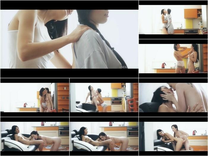 Sex Art – Daphne Anbel & Nikky Stills