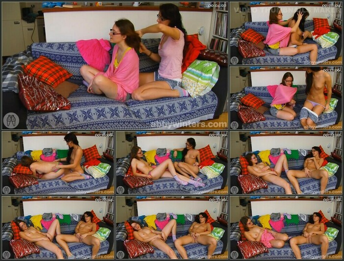 Gina J  And Zoey (HD)