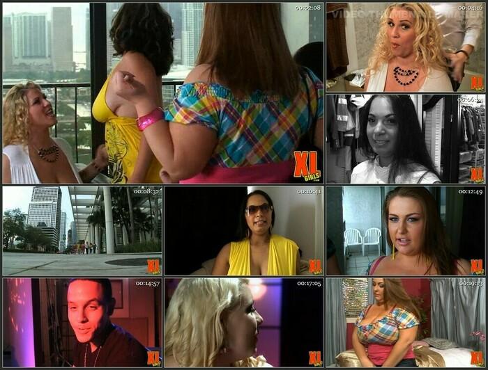 Camelia Davis, Haydee Rodriguez, Hillary Hooterz, Renee Ross, Scarlett Rouge & Selena Castro Behind The Scenes: Sex In The Titties (HD)