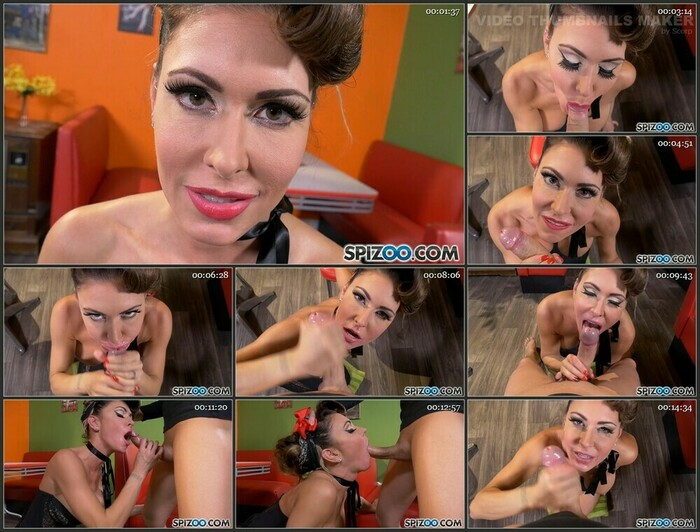 Jessica Jaymes – Jessicas Pinup Diner (Full HD)