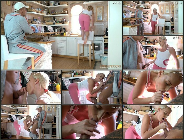 Kathia Nobili – Your sister accidentally stuck on your hard dick (Full HD)