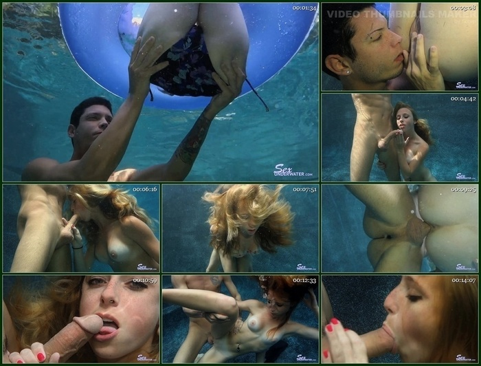 Sex Under Water – Taylor Whyte