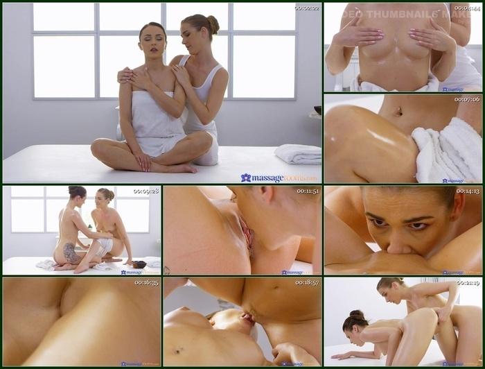 Massage Rooms – Alexis Crystal & Alya Stark