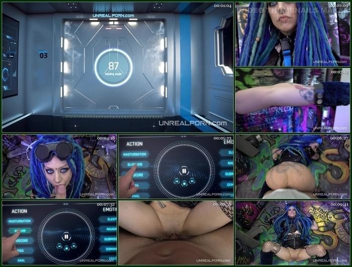 Unreal Porn – Angelica Rolenti