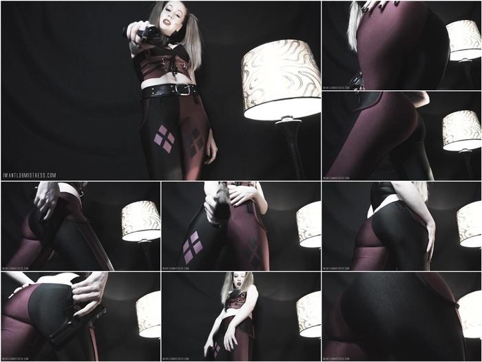 Goddess Isabel – Harley Quinn Ass Smothering