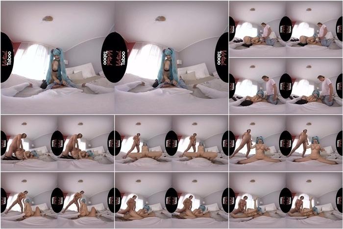 VirtualTaboo presents Anal Twister: Daddy, Bro And Sister – Natasha 10