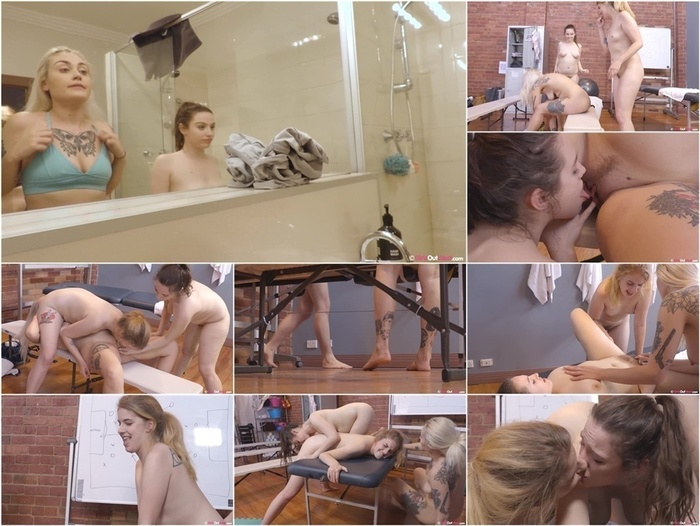 GirlsOutWest presents Katie Gee, Violet and Willow – Gashes Vs Hot Pockets