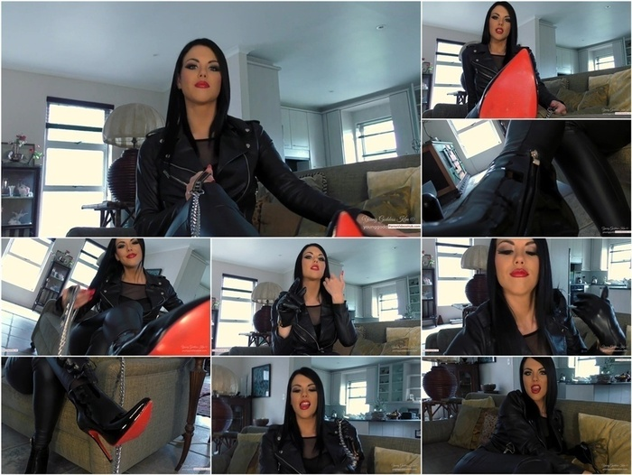 Iwantclips presents Young Goddess Kim in The Boot Command – $17.99