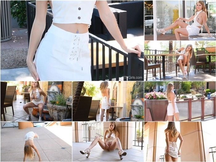 FTVGirls presents Angelina – A Beautiful Discovery 5 – Fashionable Porn – 1 –