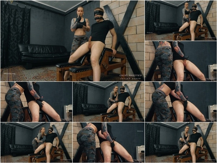 Cruel Anettes Fetish Store presents Mistress Anette in What a huge amount! –  $10.99