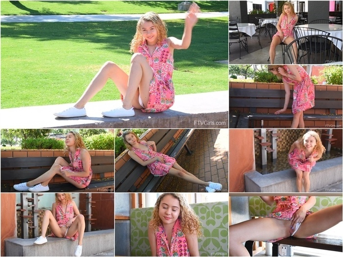 FTVGirls presents Allie in Spunky Little Teen 1 –