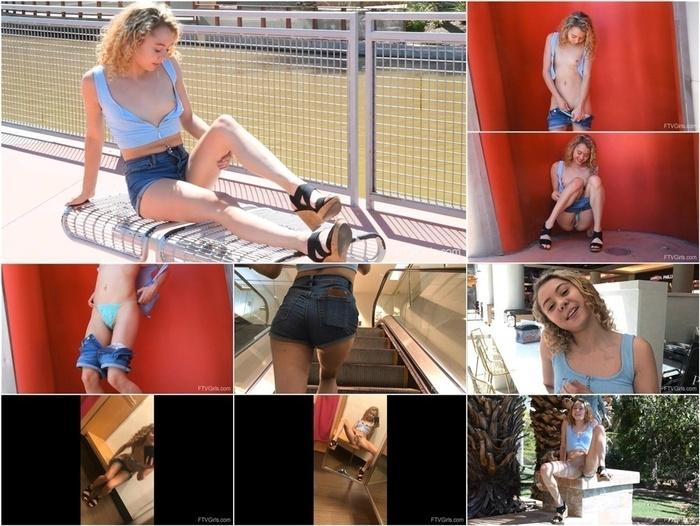 FTVGirls presents Allie in Adventure Girl 4 –