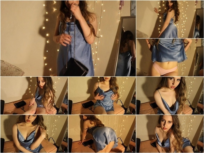 Princess Violette – Teasing You Before My Date