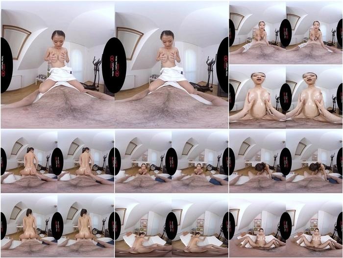 Virtualrealporn presents Leyluken, Pussykat – Asian therapy