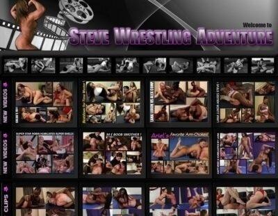SteveWrestlingAdventure.com – SITERIP
