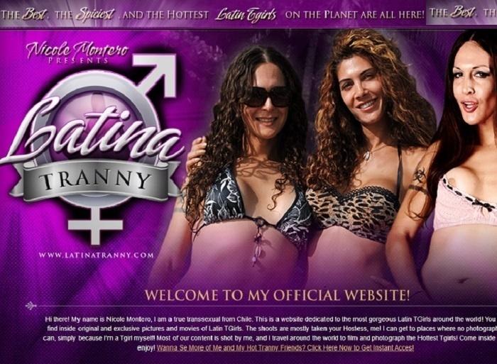 LatinaTranny.com – SITERIP