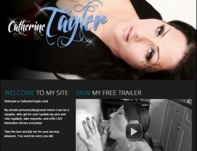 CatherineTayler.com – SITERIP