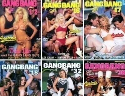Gang Bang Girl – DVDPACK