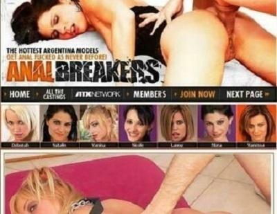 AnalBreakers.com – SITERIP