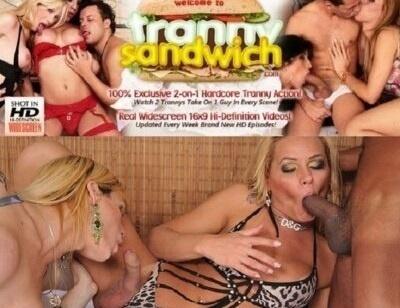 TrannySandwich.com – SITERIP