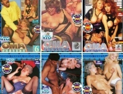 Oma Pervers – DVDPACK