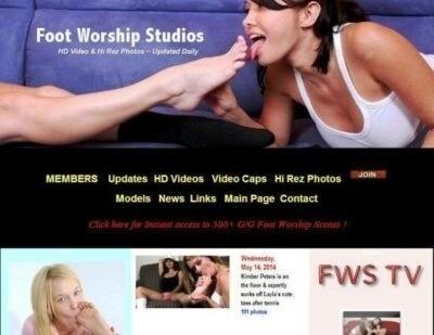 FootWorshipStudios.com – SITERIP
