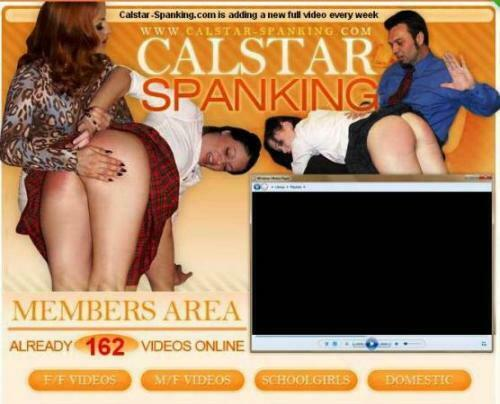 Calstar-Spanking.com – SITERIP