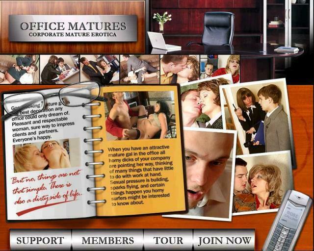 OfficeMature.com – SITERIP