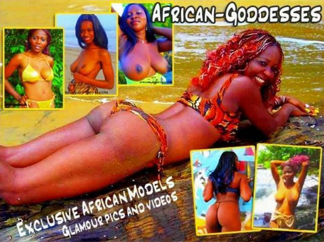 African-Goddesses.com – SITERIP