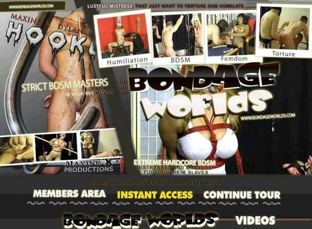 BondageWorlds.com – SITERIP