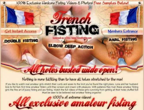FrenchFisting.com – SITERIP