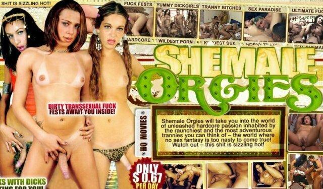 ShemaleOrgies.com – SITERIP
