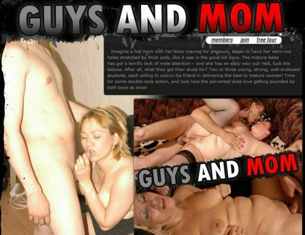 GuysAndMom.com – SITERIP