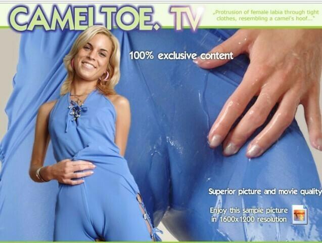 CamelToe.tv – SITERIP