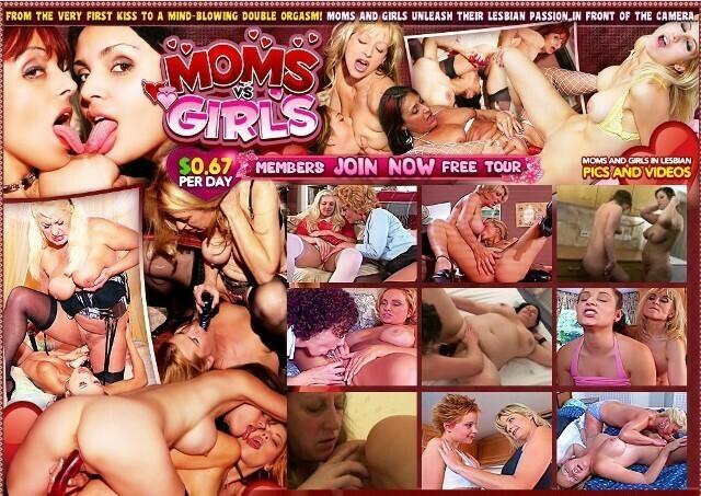 MomsVsGirls.com – SITERIP