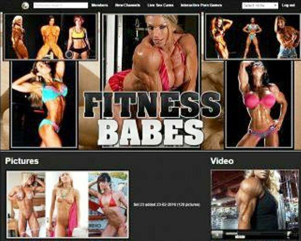 FitnessBabes.com – SITERIP