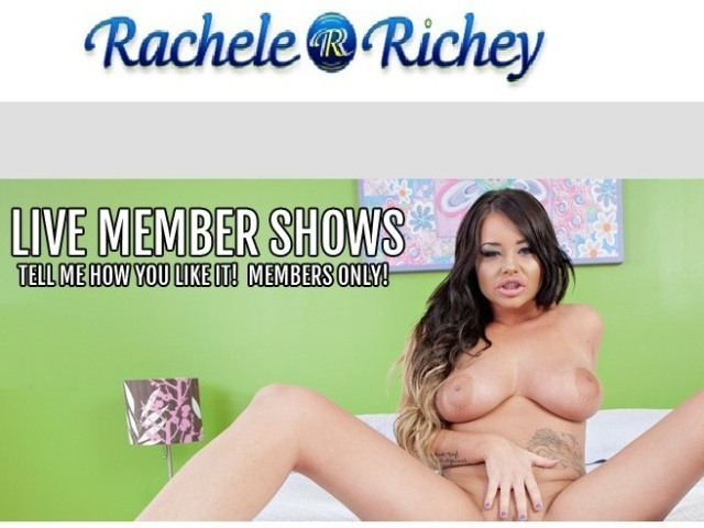 RacheleRichey.com – SITERIP