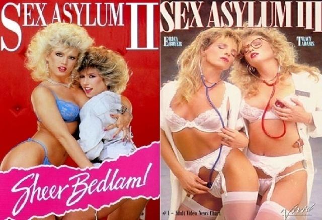Sex Asylum – DVDPACK