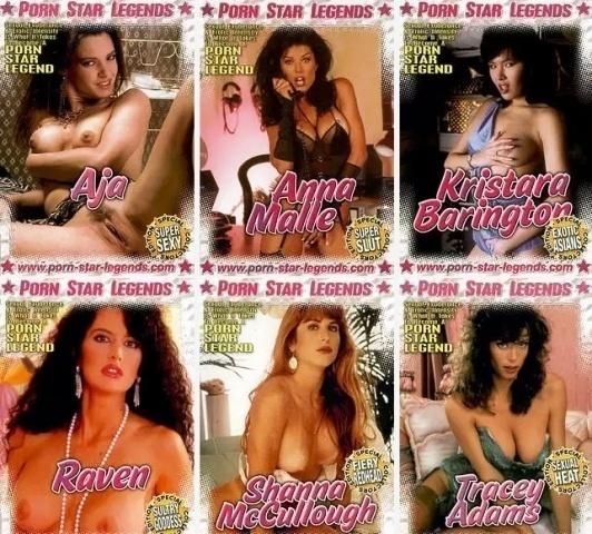 Porn Star Legends – DVDPACK