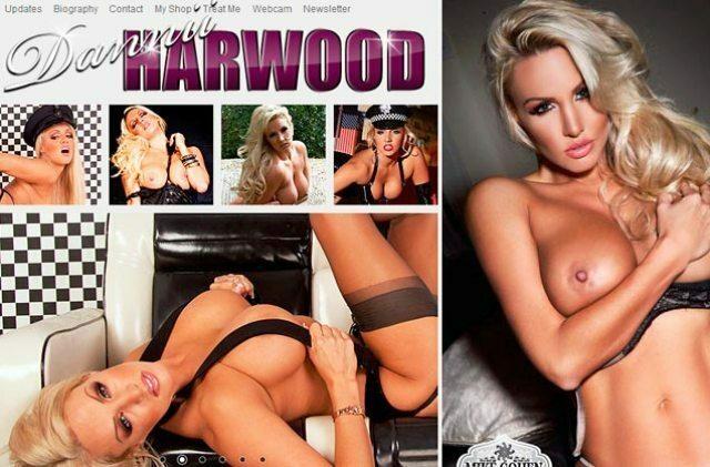 DanniiHarwood.net – SITERIP