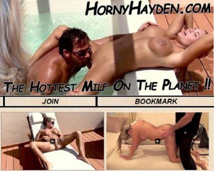 HornyHayden.com – SITERIP