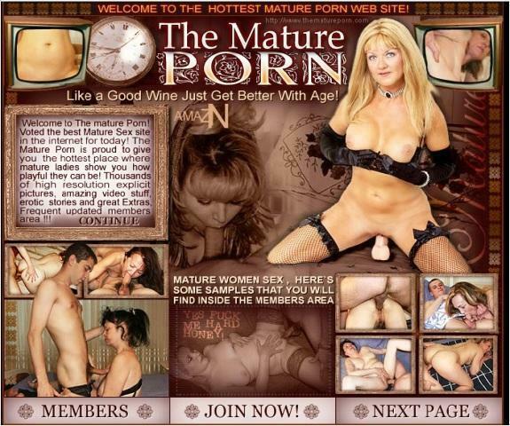 TheMaturePorn.com – SITERIP
