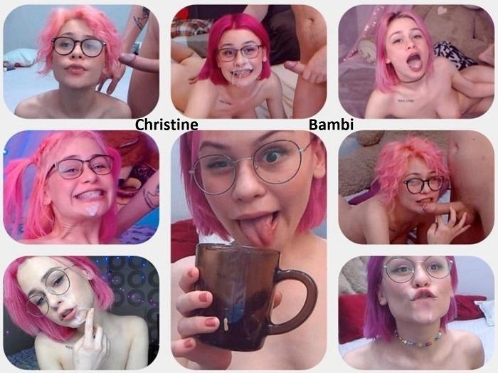 Christine Bambi | Chaturbate – SITERIP