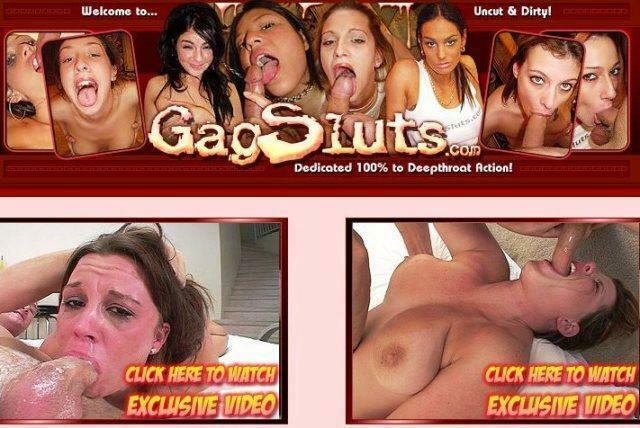 GagSluts.com – SITERIP