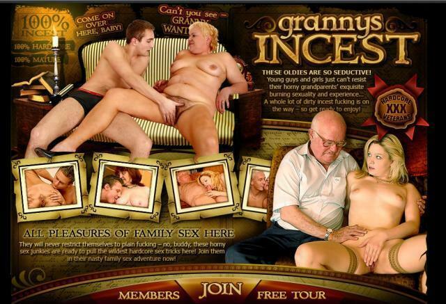 GrannysIncest.com – SITERIP
