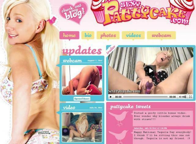 SexyPattyCake.com – SITERIP