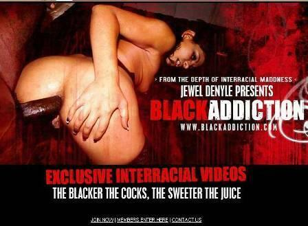 BlackAddiction.com – SITERIP