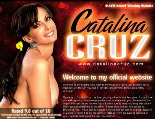 CatalinaCruz.com – SITERIP