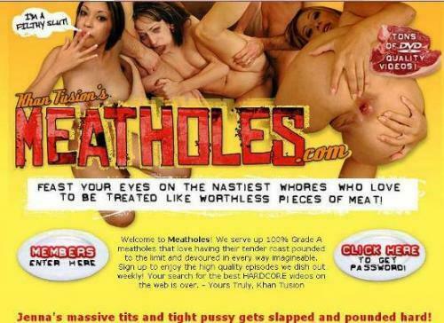 MeatHoles.com – SITERIP