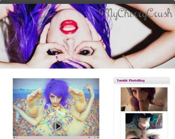 MyCherryCrush.com – SITERIP